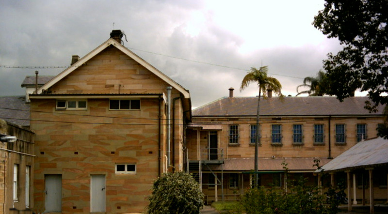 asylum ward 2