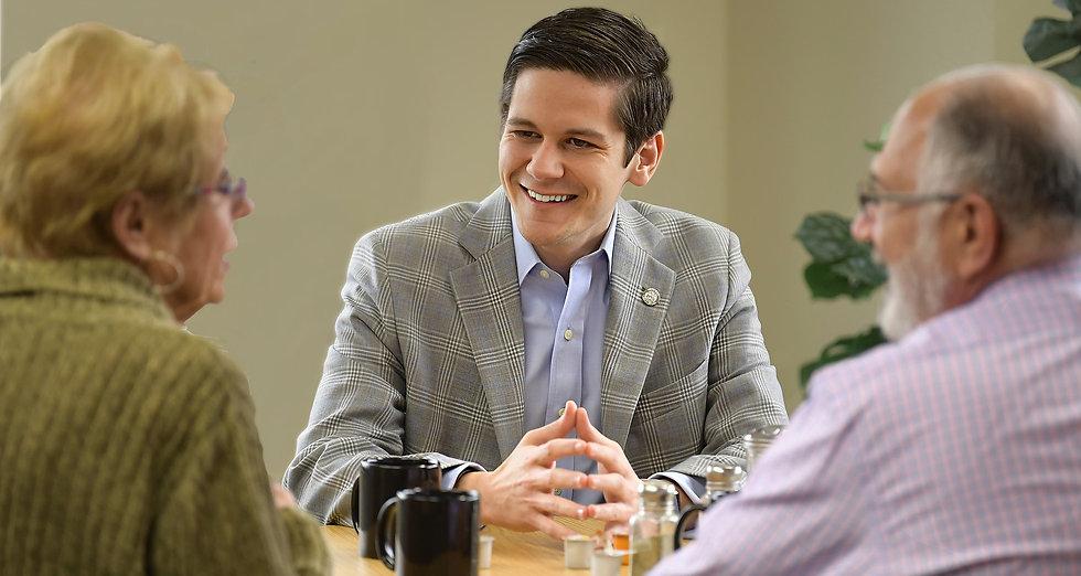 Representative Steve Marino Macomb Michigan
