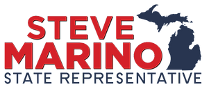 State Representative Steve Marino Logo