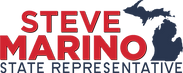 Rep. Steve Marino Michigan Logo