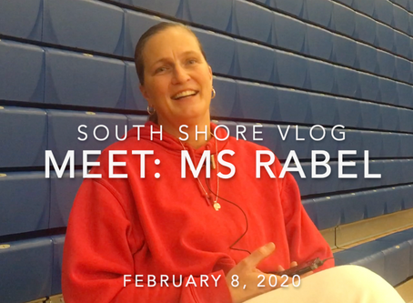 Meet Ms. Rabel