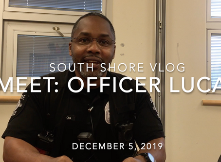 Meet: Officer Lucas