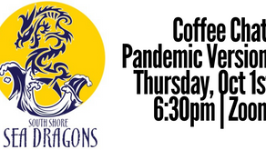 Coffee Chat: Pandemic Version | Thu 10/1 6:30pm