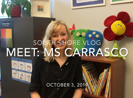 Meet: Ms. Carrasco