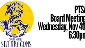 PTSA Board Meeting | Wed 11/4 6:30pm
