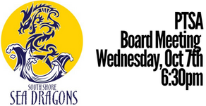 PTSA Board Meeting | Wed 10/7 6:30pm
