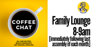 Friday 2/28: Coffee Chat