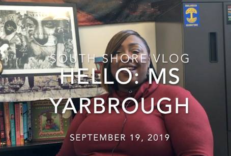 Hello from Ms. Yarbrough