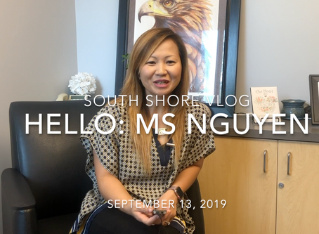 Hello from Ms. Nguyen