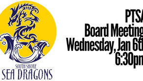 PTSA Board Meeting | Wed 1/6 @ 6:30pm