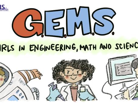 GEMS Girls in STEM Program Application Open