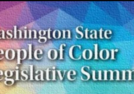 Oct 12th - People of Color Legislative Summit (POCLS)