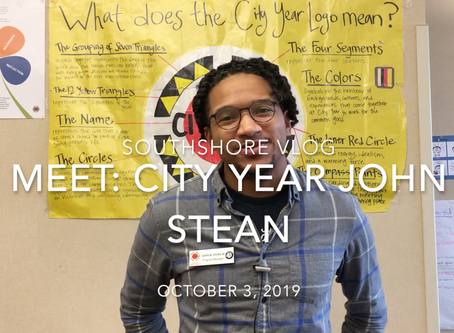 Meet: City Year John Stean