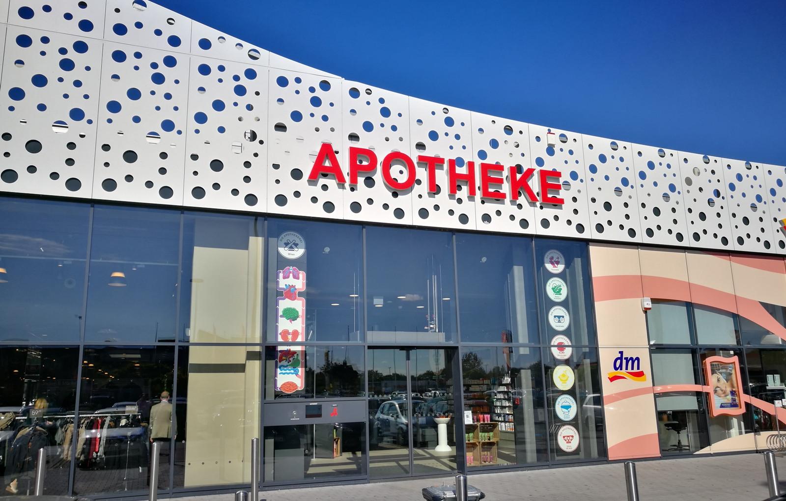 APOTHEKE | Wien 22