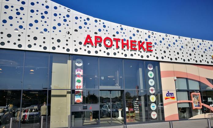 APOTHEKE   Wien 22