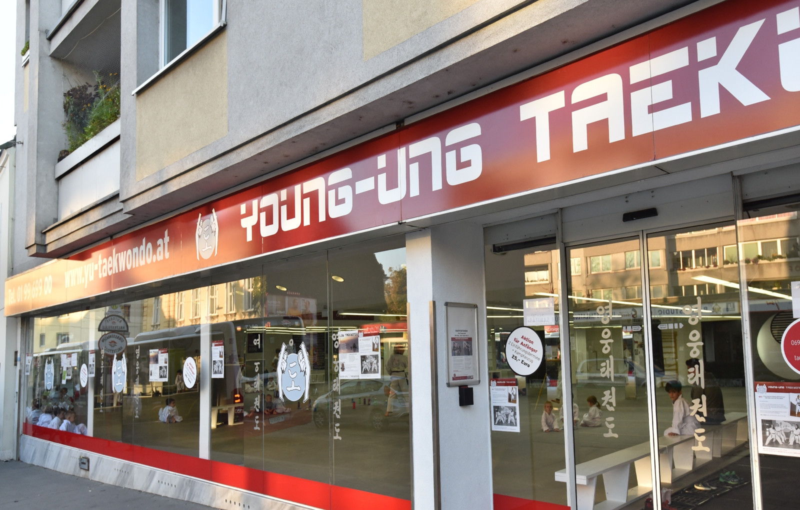 YOUNG-UNG | Wien 19