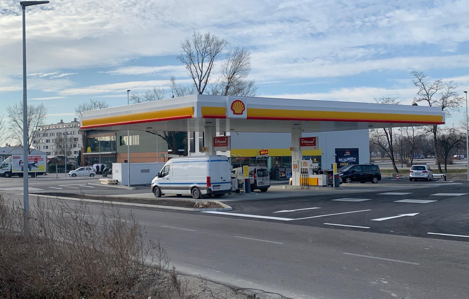 SHELL | Seestadt Aspern