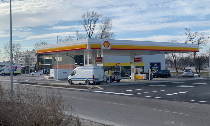 SHELL   Seestadt Aspern