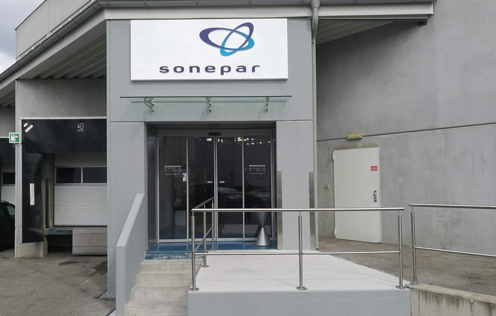 SONEPAR | Wien 22