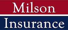 Logo for MILSON INSURANCE_2 OneQuater X