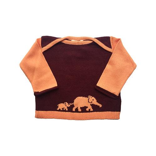 BB 171 - blusão elefante