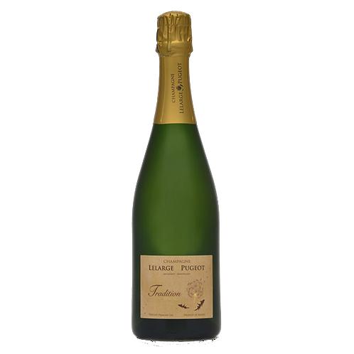 Champagne Lelarge-Pugeot Extra Brut 1er Cru Tradition NV
