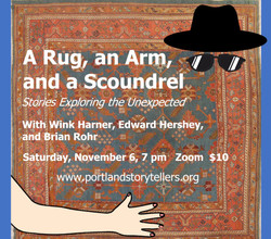 A Rug, an Arm, and a Scoundrel