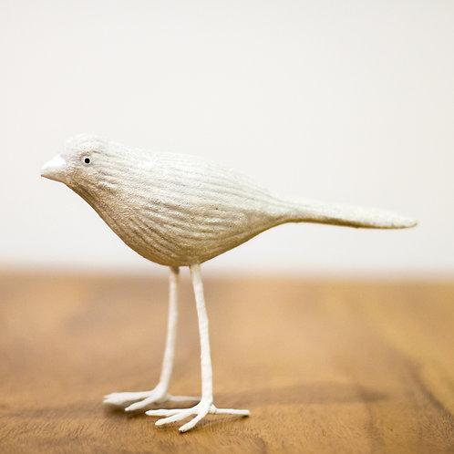 Pájaro tallado