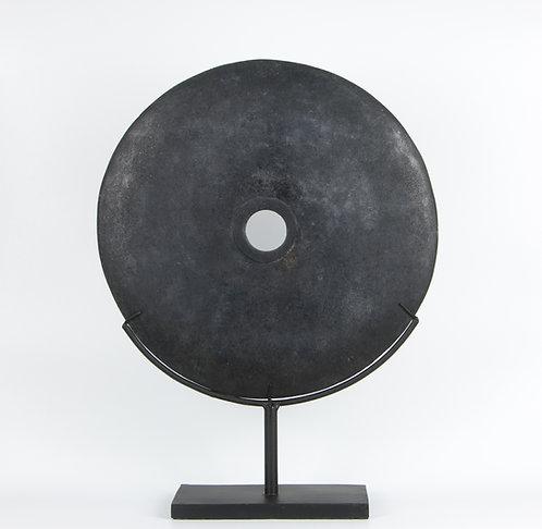 Disco Bi tallado de piedra