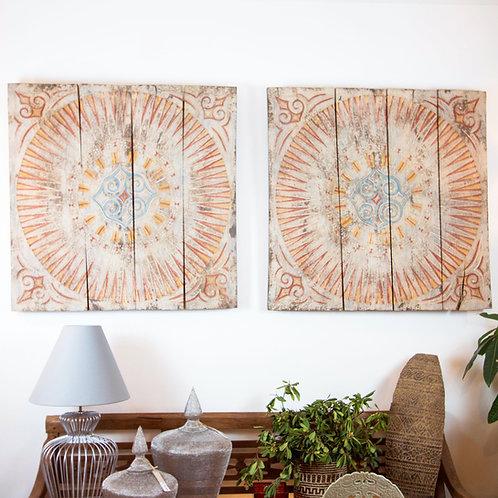 Medidas especiales paneles Toraja