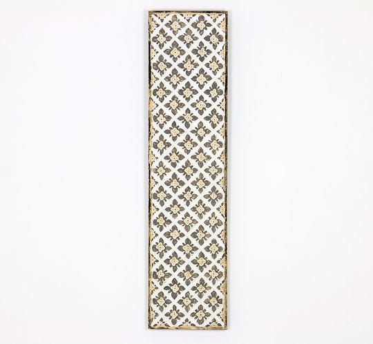 Panel tallado frangipiani II