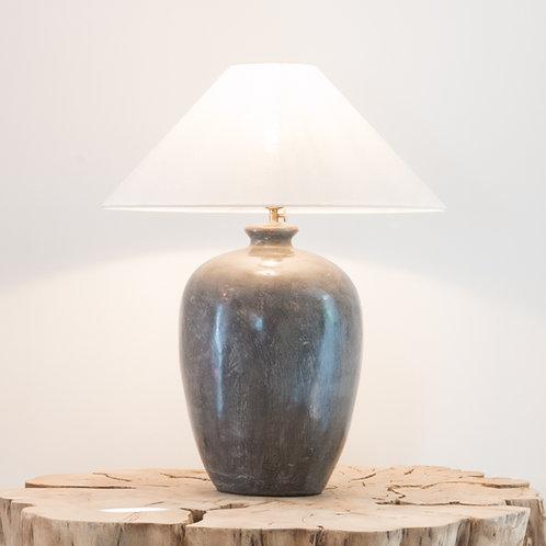 Lámpara cerámica Tibor / Grafito