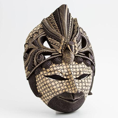 Máscara Garuda Kawung