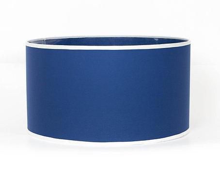 Pantalla pagoda azul-blanca