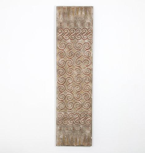 Panel de Toraja. Sulawesi 150 x 40cm