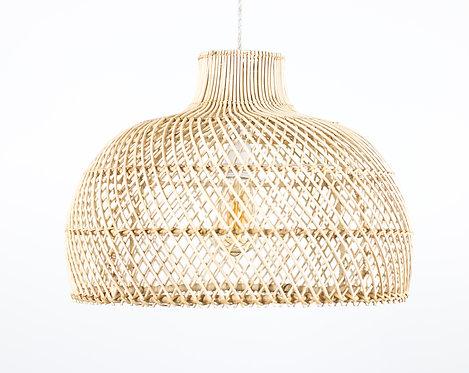 Lámpara Belice, rattan natural