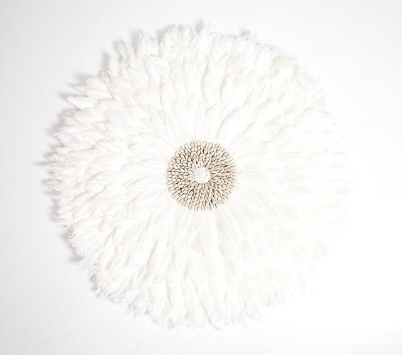 Juju hat, blanco