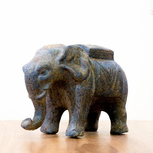 Elefante cerámica