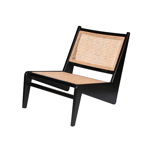 Lounge chair Blk