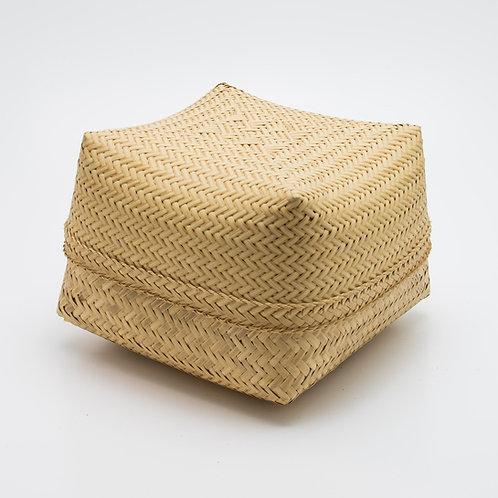 Caja de bambú.
