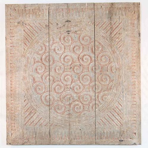 Panel de Toraja. Sulawesi 150 x 150