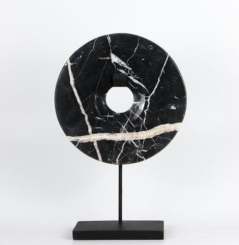 Disco  BI tallado de mármol