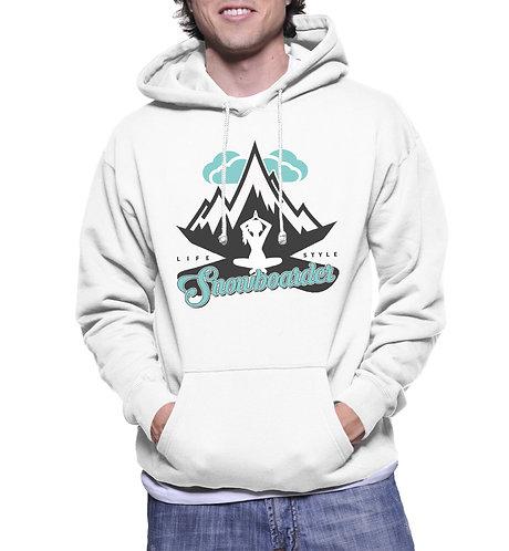 Snowboarder Lifestyle Hoodie