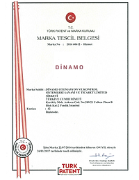 Dinamo as Registered Mark