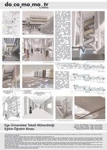 Ege Üniversitesi Tekstil Mühendisliği Eğitim-Öğretim Binası