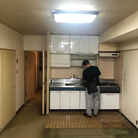 江東区東砂マンションリフォーム工事