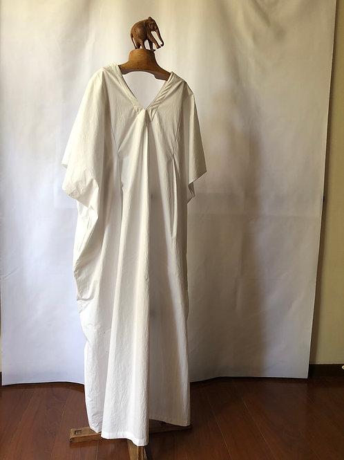 WONDER FULL LIFE / kaftan dress (WFL19-1-R18)