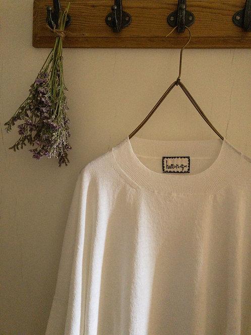 humoresque / crewneck knit