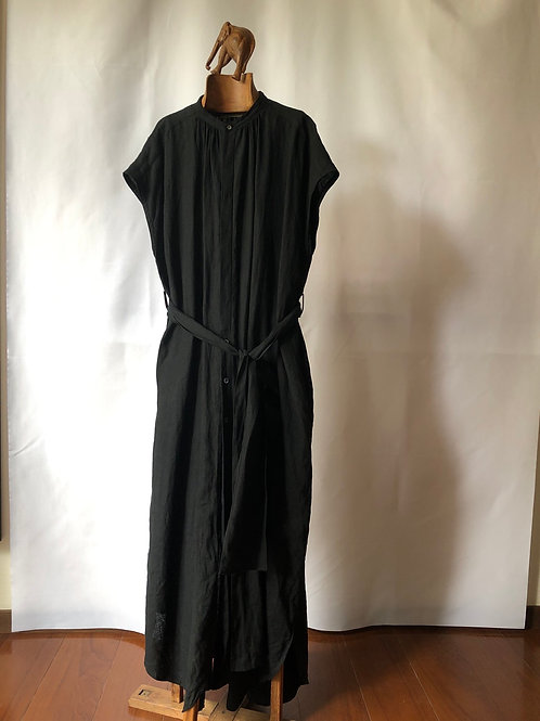 suzuki takayuki / sleeveless shirts dress