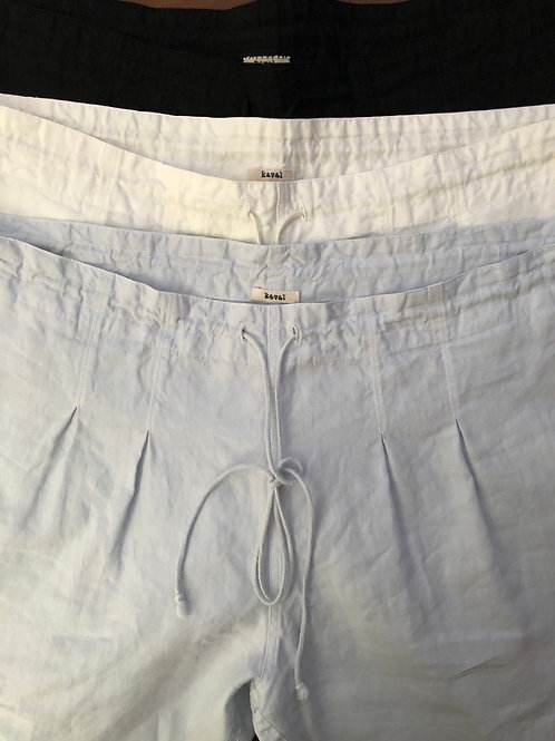 kaval / drawstring resort pant (W201-0607)